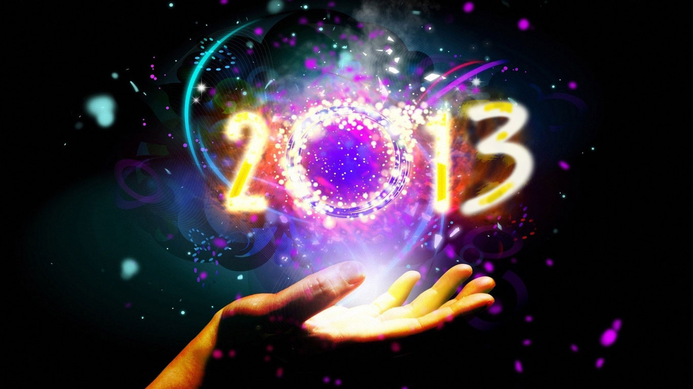 hd wallpapers of 2013 happy new year