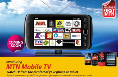 MTN MobileTV: How To Watch Free TV on Your Mobile And Get 500mb Free