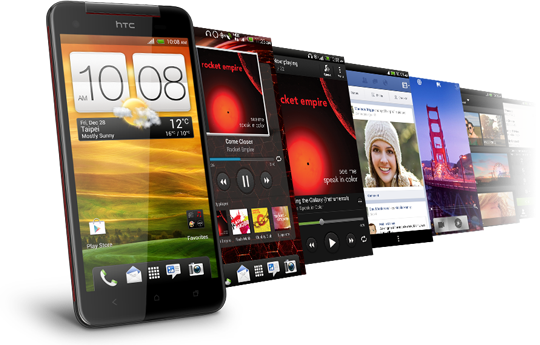 Upcoming HTC SmartPhones