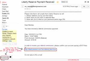 Liberty Reserve Scam Email 2 300x202 Beware: Liberty Reserve Scam / Phishing Hack