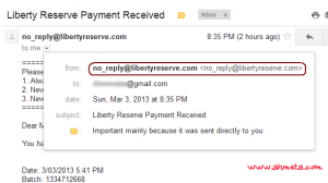 Liberty reserve email 2 300x168 Beware: Liberty Reserve Scam / Phishing Hack