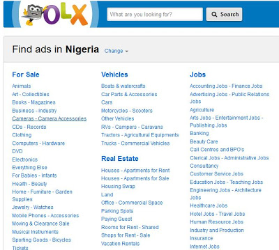OLX OLX.com : Buy And Sell Everything online Easily