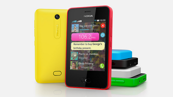 13 Nokia Asha 501 Dual Sim : Features, Price and Specs
