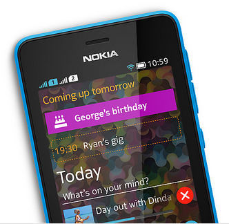 2 Nokia Asha 501 Dual Sim : Features, Price and Specs