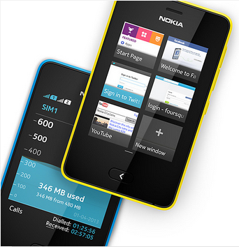 4 Nokia Asha 501 Dual Sim : Features, Price and Specs