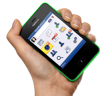 5 Nokia Asha 501 Dual Sim : Features, Price and Specs
