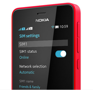 6 Nokia Asha 501 Dual Sim : Features, Price and Specs