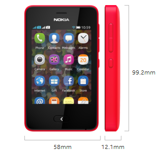 7 Nokia Asha 501 Dual Sim : Features, Price and Specs