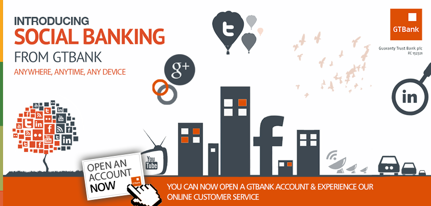 gtbank How To Open a GTBank Account Online